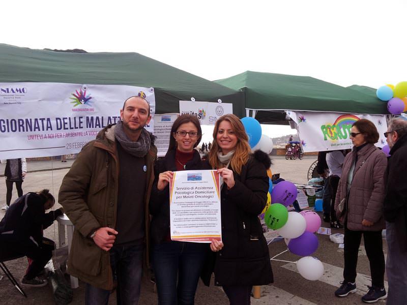 Progetto Servizio di assistenza psicologica domiciliare per malati oncologici Associazione Compagni di Viaggi Onlus 2